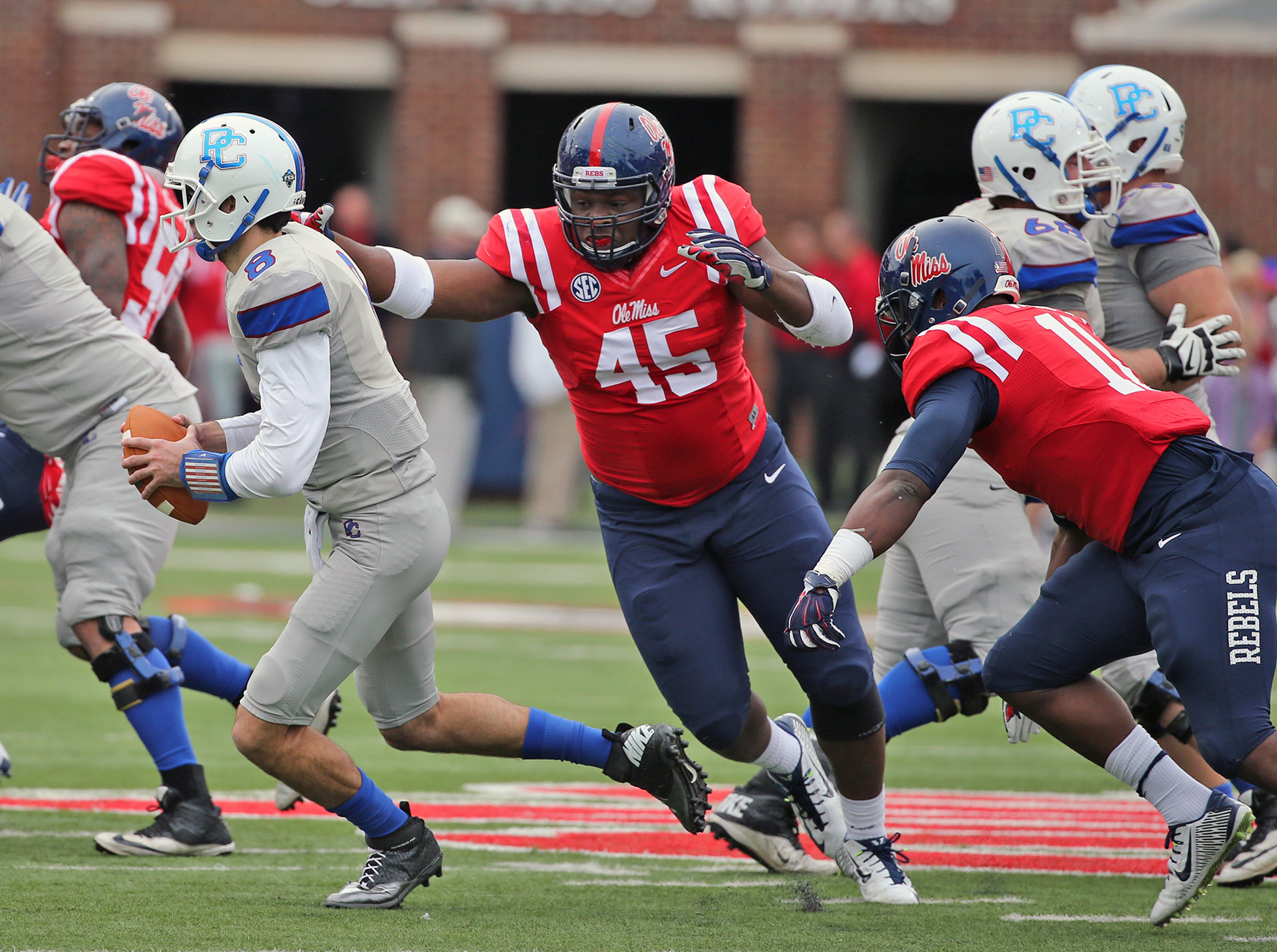 half off 8ec7f 4f7e8 Three More Rebels Picked Up by NFL Teams - Ole Miss Athletics