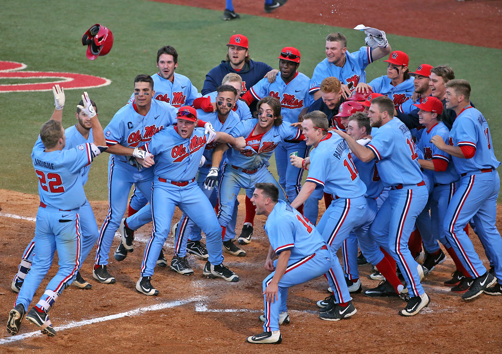 new concept fb812 22961 Rebels Ranked No. 8 in Preseason Poll - Ole Miss Athletics