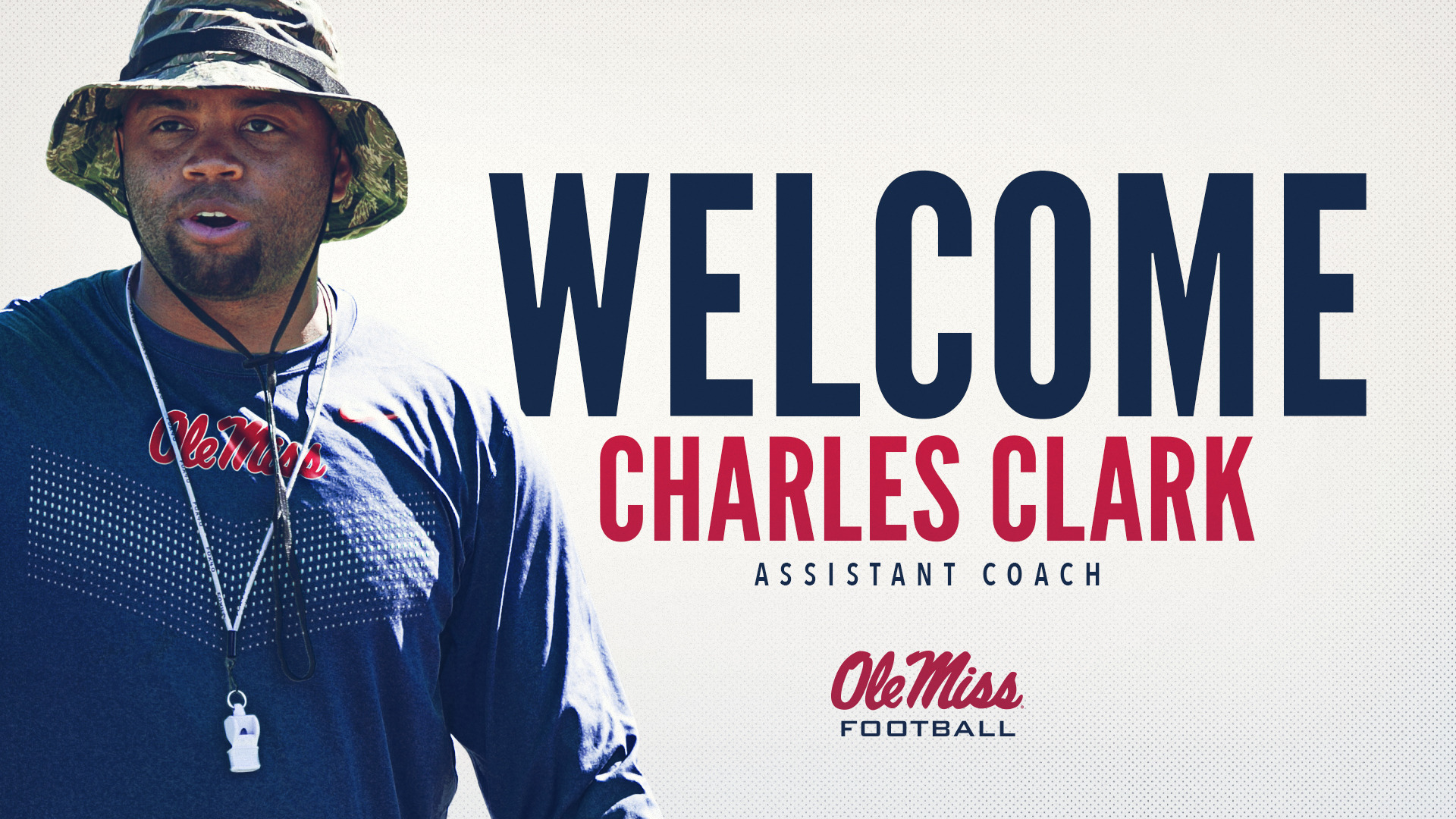 Ole Miss Hires Charles Clark As Assistant Coach Ole Miss Athletics