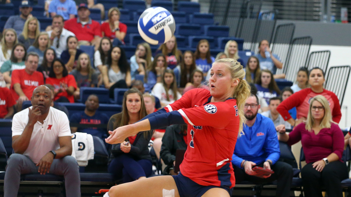 Rebels Suffer Sunday To No 16 Kentucky Ole Miss Athletics