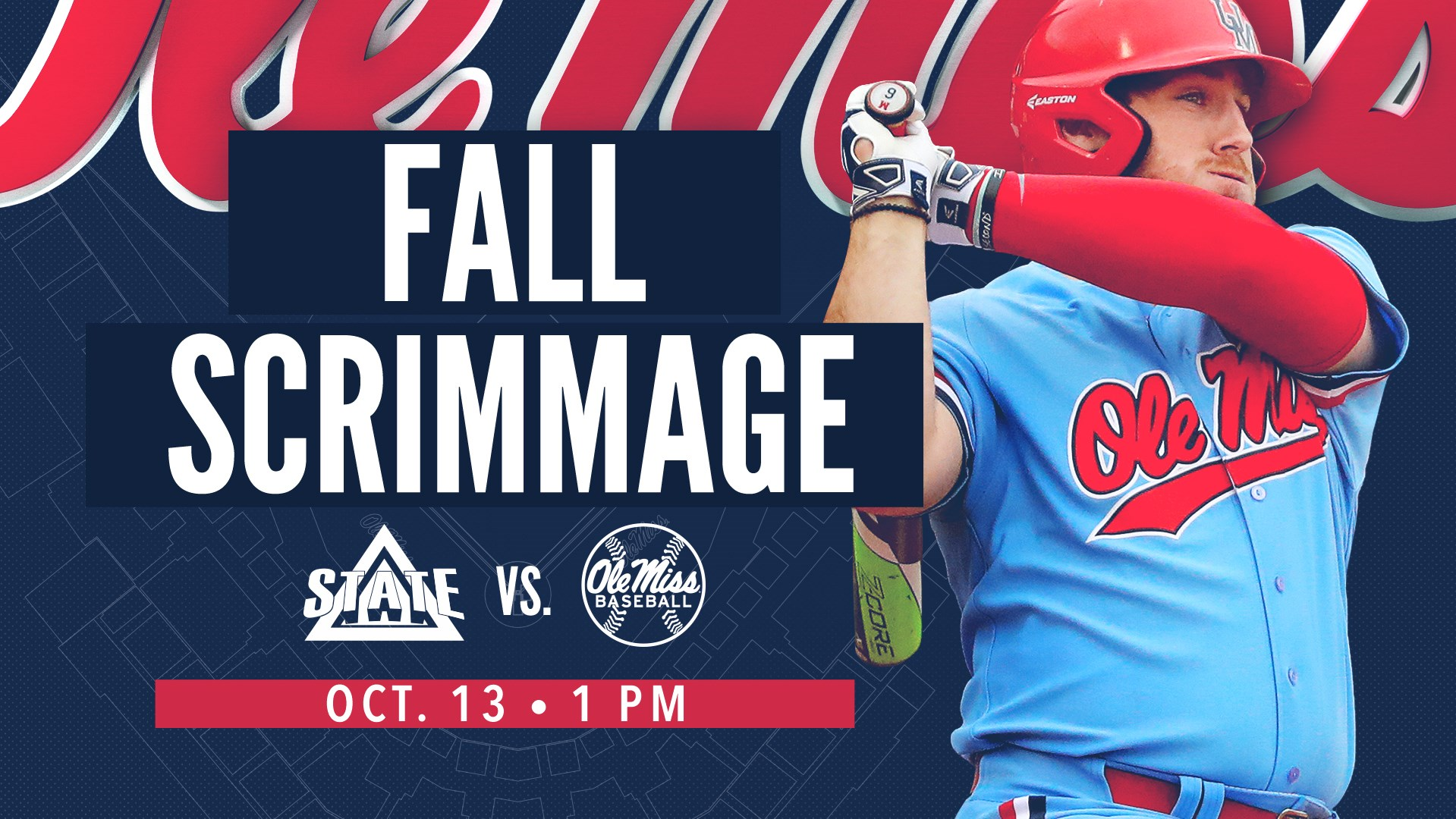 6481371a1d0 Baseball Announces Start Time for Fall Scrimmage vs. Delta State ...