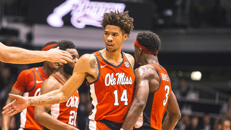 Ole Miss And Middle Tennessee Ready For Battle At