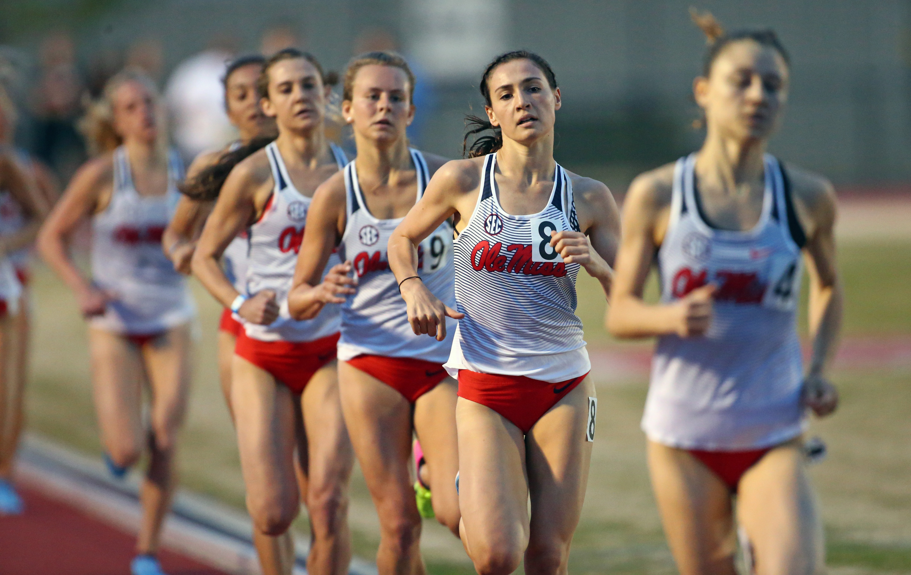 c3c81f1cd9 Rebels Split for Auburn and Pair of Meets in California - Ole Miss ...