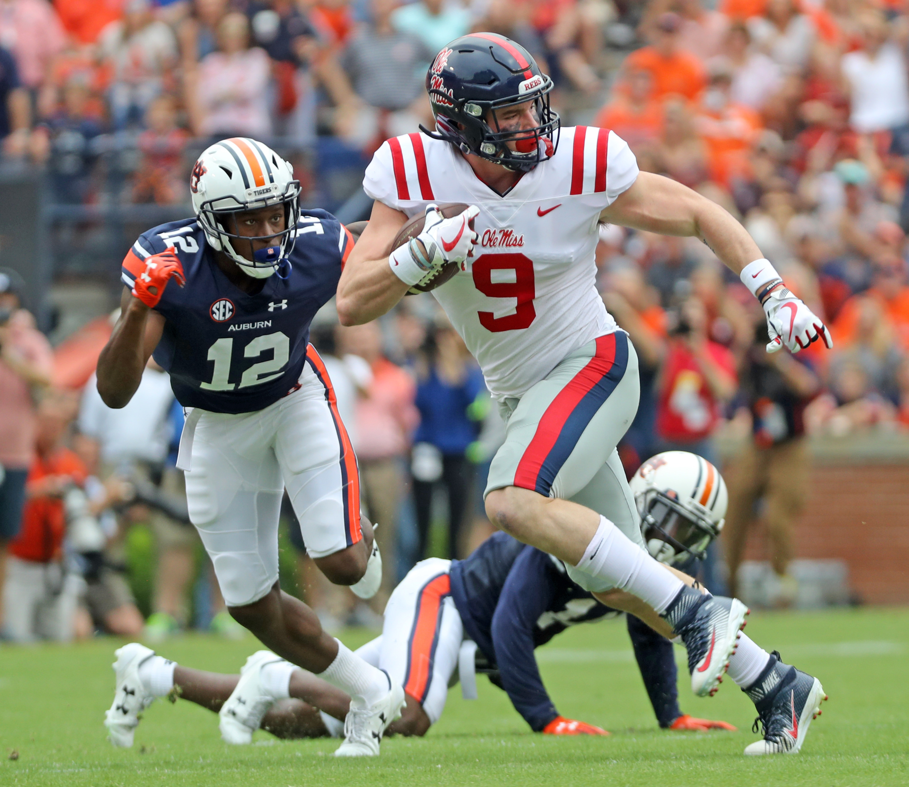 Image result for dawson knox ole miss