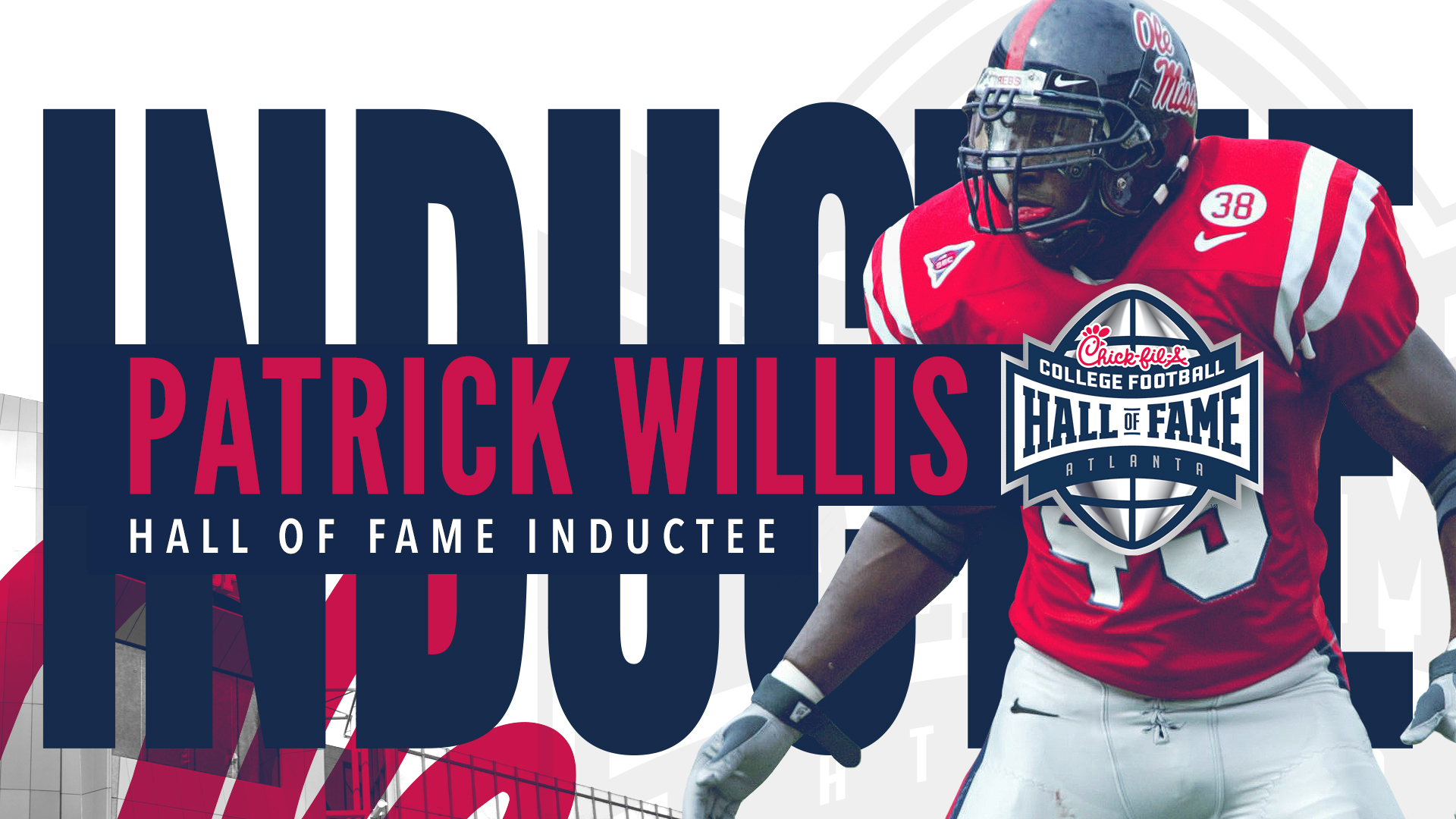 11e35e59a91 Willis Elected to College Football Hall of Fame - Ole Miss Athletics