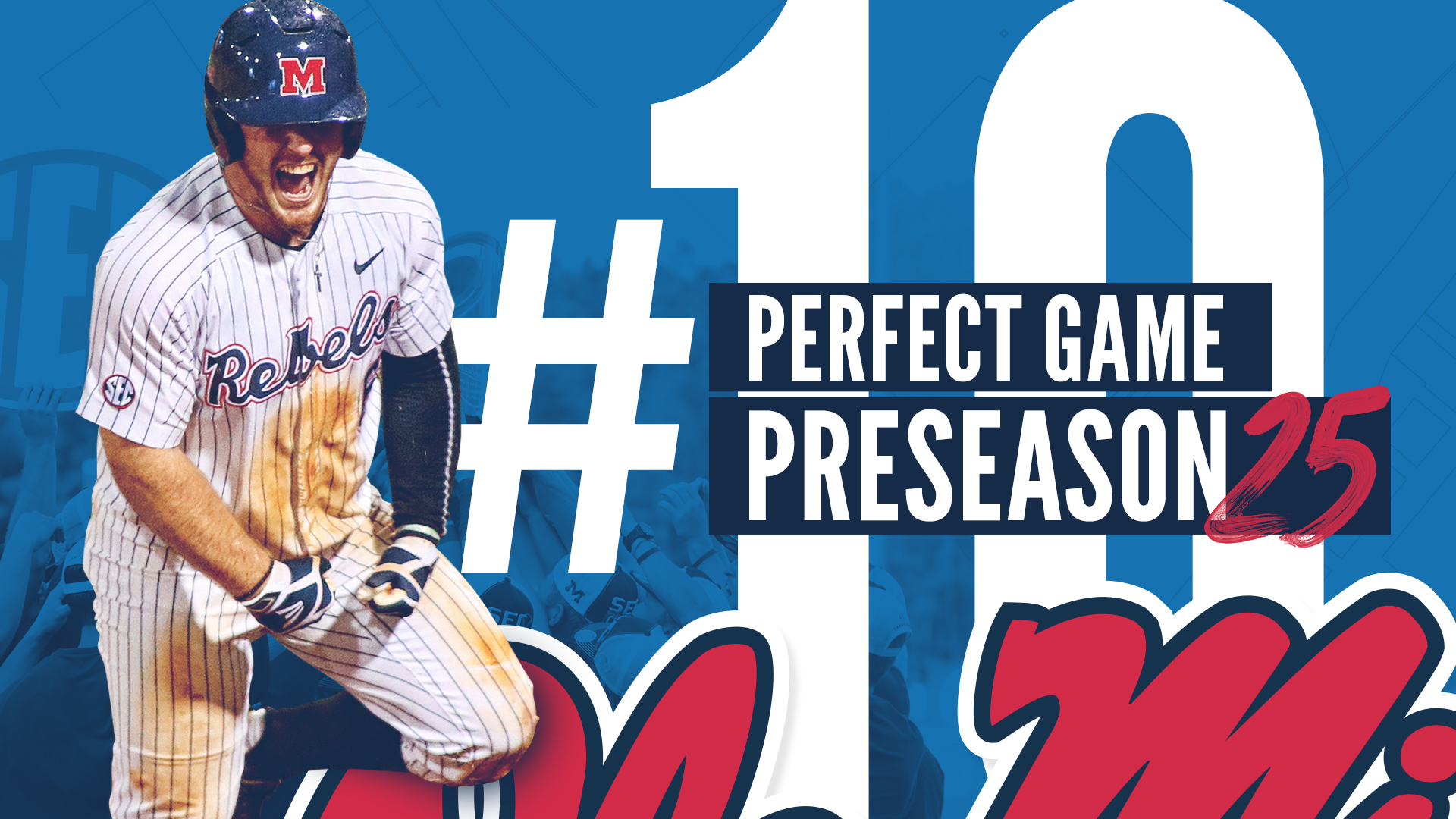 Ole Miss Earns Top 10 Preseason Ranking from Perfect Game