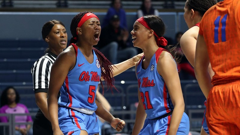be90681641 Rebels Renew Rivalry at Home vs. No. 6 Mississippi State - Ole Miss ...