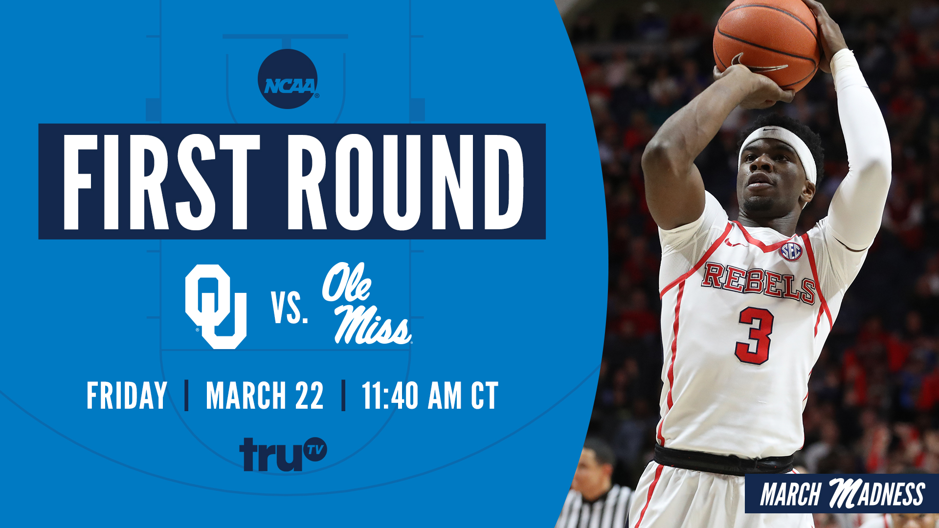 31b50a0109d Rebels Battle Oklahoma Friday to Begin NCAA Tournament - Ole Miss ...