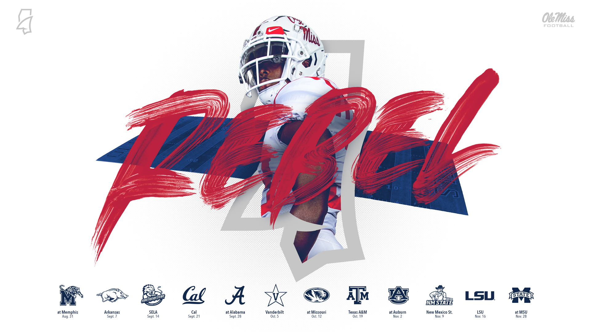 2019 Ole Miss Football Schedule Wallpapers   Ole Miss Athletics