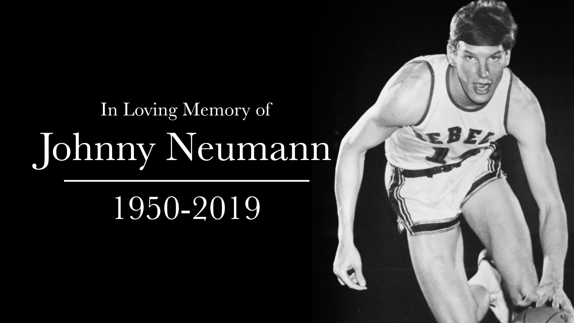 bfb9f3a6fa923a Ole Miss Basketball Legend Johnny Neumann Passes Away - Ole Miss ...