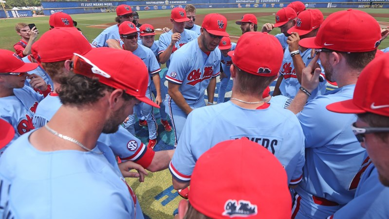 Rebels Host Jacksonville State to Open NCAA Oxford Regional Play - Ole Miss Athletics