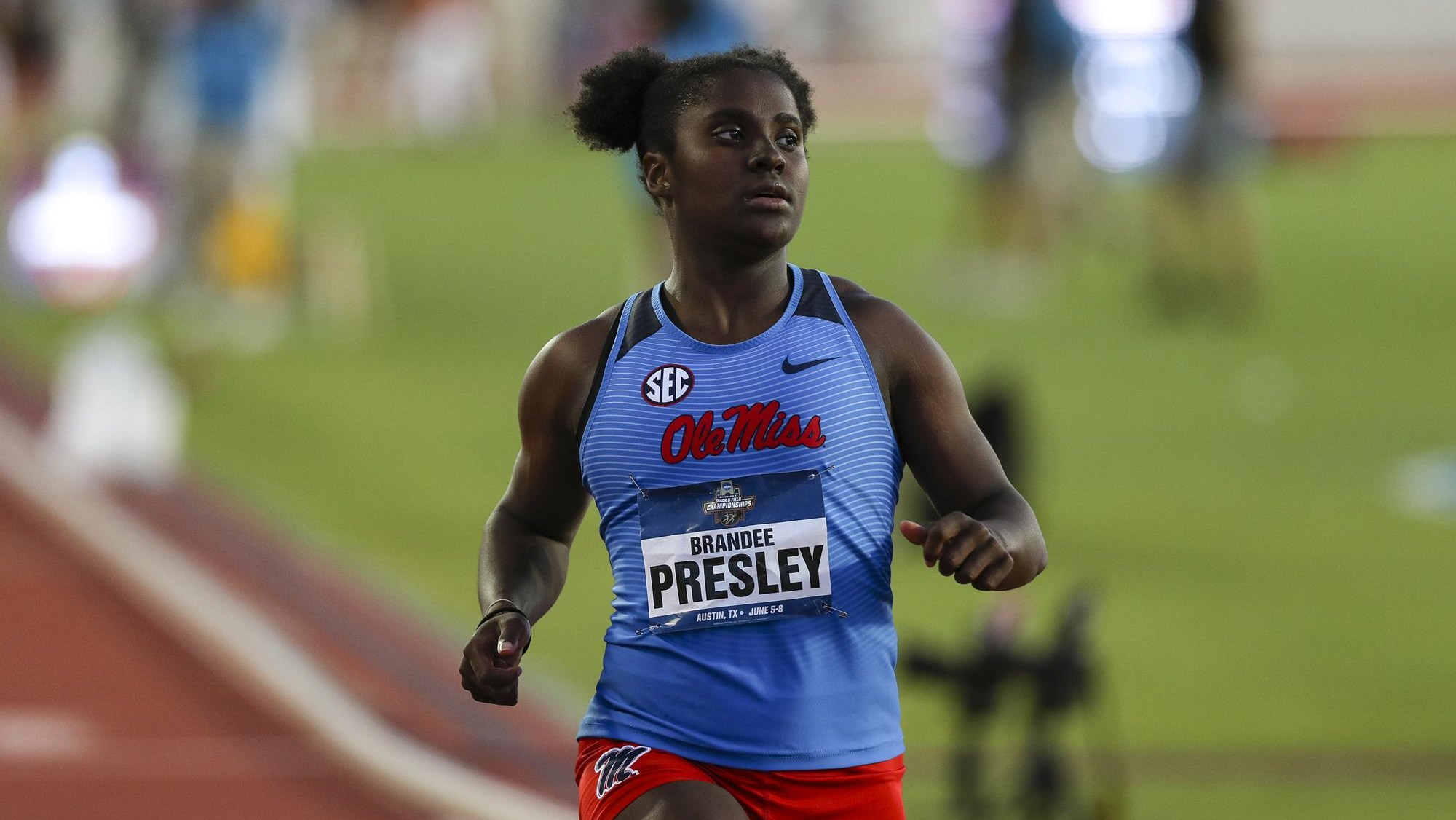 Freshmen Lead Way at Fast and Fierce Day Two of NCAA Outdoor Championships - Ole Miss Athletics