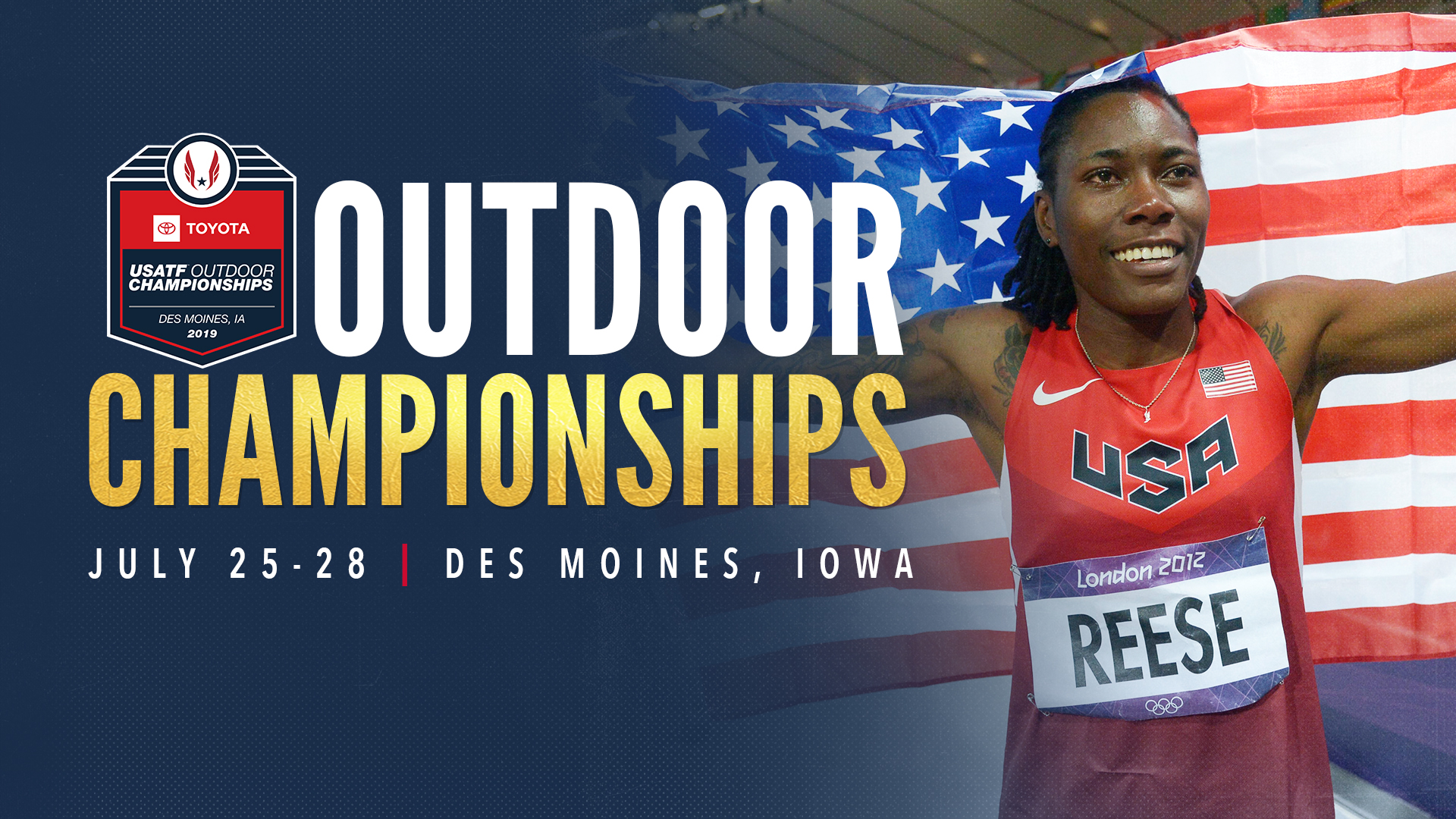 Rebel Greats Vie for Team USA Slots at 2019 USATF Outdoor