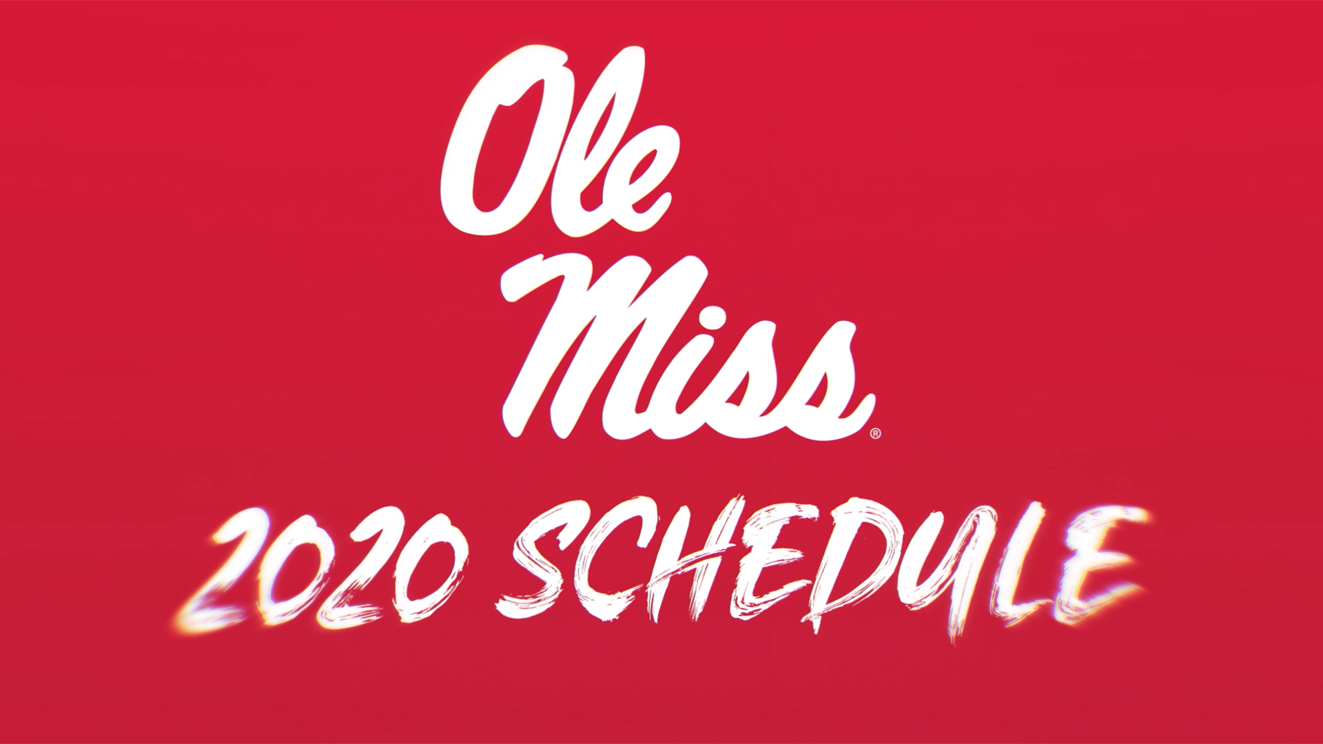 Ole Miss Football Schedule 2020.Football Announces 2020 Schedule Ole Miss Athletics